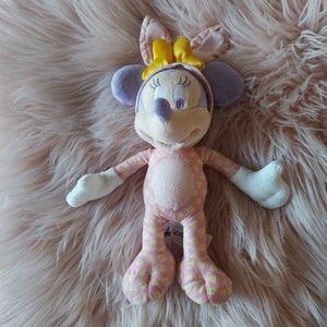 Disney Parks Easter Minnie Mouse Plush